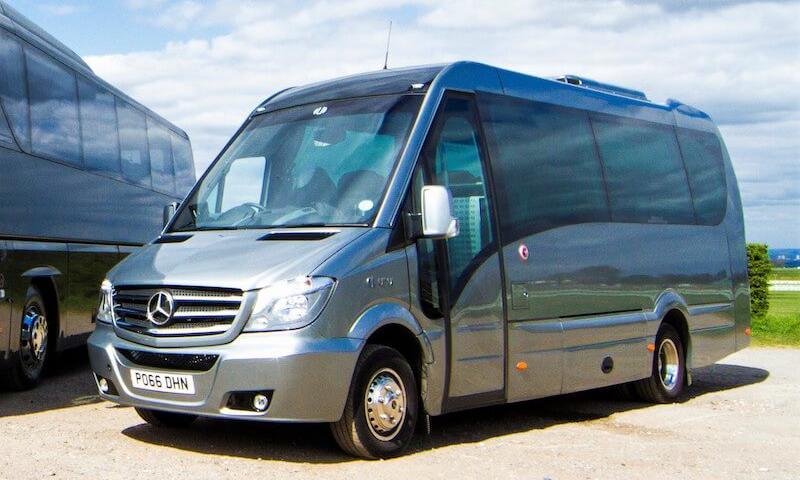 19 seater minibus for hire
