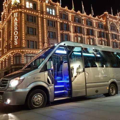 Trip to Harrods in London