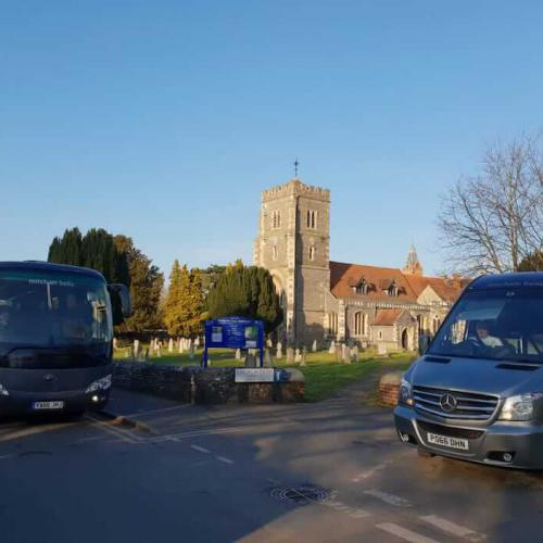 Private coach hire for days out