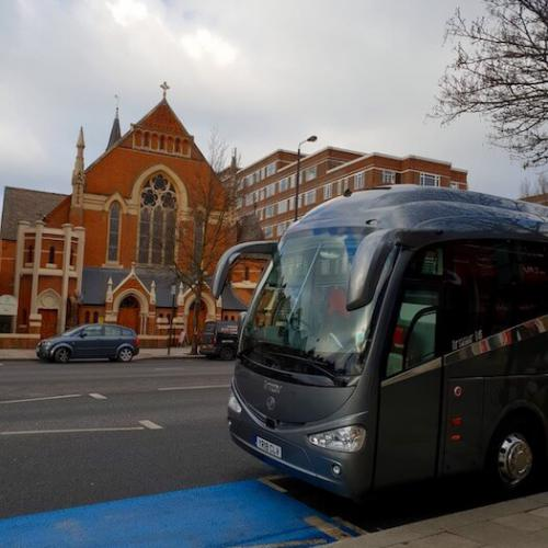 Coach hire for church groups