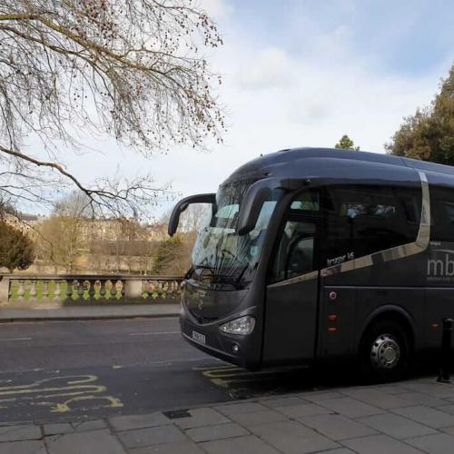 Coach hire for travel throughout the UK