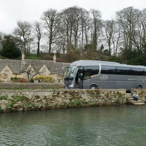 Coach trips for excursions